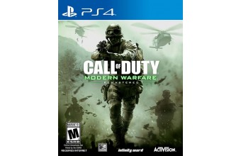 Activision Call of Duty: Modern Warfare Remastered Remastered PlayStation 4 ITA videogioco