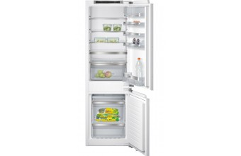 Siemens KI86NAD30 Incasso 257L A++ Bianco frigorifero con congelatore