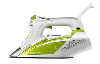Rowenta DW9210 Ferro a vapore Acciaio inossidabile 2600W Verde, Bianco ferro da stiro