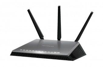 Netgear D7000 Dual-band (2.4 GHz/5 GHz) Gigabit Ethernet Nero router wireless