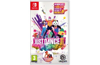 Nintendo SWITCH Just Dance 2019 videogioco