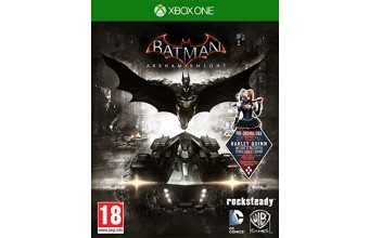 Warner Bros Batman Arkham Knight, Xbox One Base+DLC Xbox One videogioco