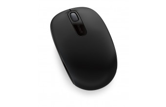 Microsoft Wireless Mobile Mouse 1850 Wireless  + USB Ambidestro Nero mouse