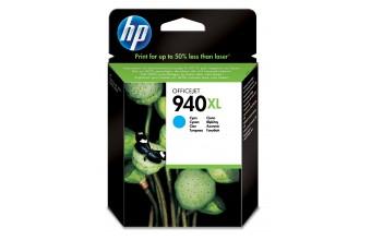 HP Cartuccia originale inchiostro ciano ad alta capacità 940XL