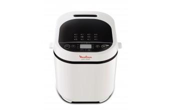 Moulinex OW210130 Acciaio inossidabile, Bianco macchina per il pane