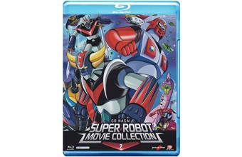 Koch Media Super Robot Movie Collection 2, Blu-Ray Blu-ray 2D ITA