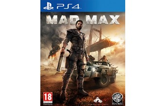Warner Bros Mad Max, PS4 Basic PlayStation 4 ITA videogioco