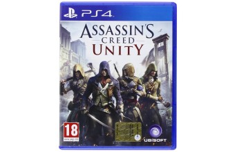 Ubisoft Assassins Creed: Unity Special Edition, PS4 Base+DLC PlayStation 4 ITA videogioco