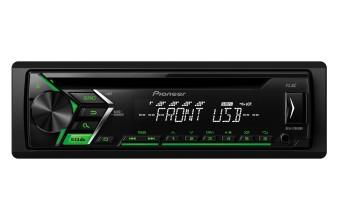 Pioneer DEH-S100UBG 200W Nero autoradio