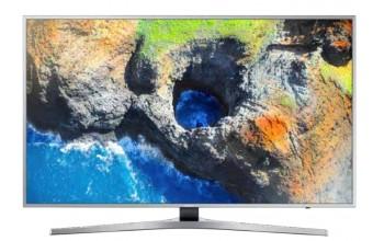 "Samsung UE49MU6400 49"" 4K Ultra HD Smart TV Wi-Fi Argento LED TV"
