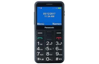 "Panasonic KX-TU150 2.4"" 102g Nero Telefono di livello base"