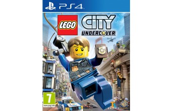 Sony LEGO City Undercover, Playstation 4 Basic PlayStation 4 videogioco