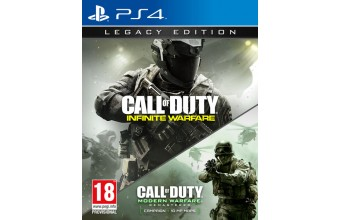 Activision Call of Duty: Infinite Warfare & Legacy Edition, PS4 Base + supplemento PlayStation 4 ITA videogioco