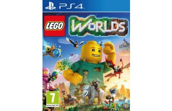 Warner Bros LEGO Worlds, PS4 Basic PlayStation 4 videogioco