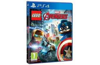 Warner Bros Lego Marvel's Avengers, PS4 Basic PlayStation 4 videogioco