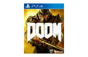 Bethesda Doom PS4 Basic PlayStation 4 ITA videogioco