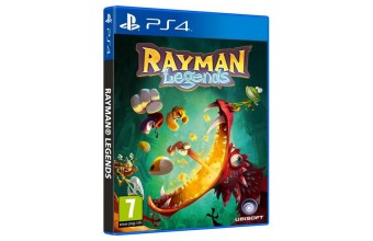 Ubisoft Rayman Legends, PS4 Basic PlayStation 4 Inglese videogioco