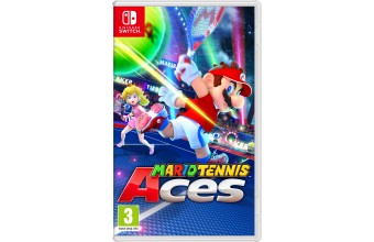 Nintendo Switch Mario Tennis Aces videogioco