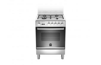 Bertazzoni La Germania Futura FTR604GEVSXE Piano cottura Gas A+ Acciaio inossidabile cucina