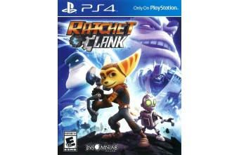 Sony Ratchet & Clank, PS4 Basic PlayStation 4 ITA videogioco