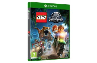 Warner Bros Lego Jurassic World, Xbox One Basic Xbox One videogioco