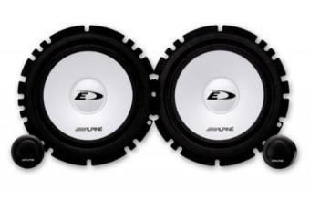 Alpine SXE-1750S 2-vie 280W altoparlante auto
