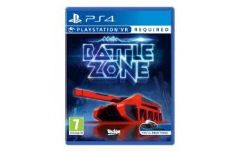 Sony Battlezone, PlayStation VR Basic PlayStation 4 videogioco