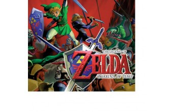 Nintendo The Legend of Zelda: Ocarina of Time Basic Nintendo 3DS videogioco