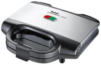 Moulinex Ultracompact Metal 700W Nero, Argento