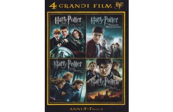 Warner Home Video 4 grandi film, Harry Potter