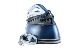 Hoover IronVision 360 PRP2400 011 2400W 2L Ceramica Nero, Blu, Trasparente, Bianco