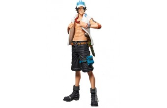 Atari Action Figures One Piece King Of Artist The Portgas.D.Ace Ii.