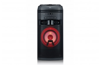 LG OK55 Home audio tower system Nero 700 W