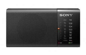 Sony ICF-P36 Portatile Analogico Nero radio