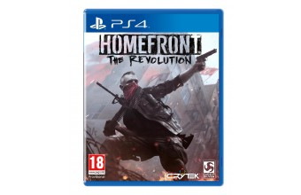 Deep Silver Homefront: The Revolution, PS4 Basic PlayStation 4 videogioco
