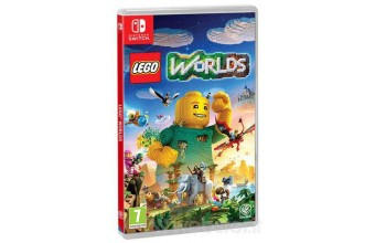 Warner Bros LEGO Worlds, Nintendo Switch Basic Nintendo Switch Inglese, ITA videogioco
