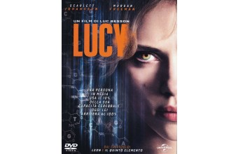 Universal Pictures Lucy, DVD DVD 2D Inglese, ESP, ITA