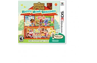 Nintendo Animal Crossing: Happy Home Designer Basic Nintendo 3DS ITA videogioco