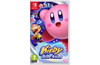Nintendo Kirby Star Allies Basic Nintendo Switch Inglese, ITA videogioco