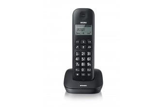Brondi GALA Telefono DECT Identificatore di chiamata Nero