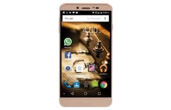 """Mediacom PhonePad Duo S532U 5.3"""" Doppia SIM 4G 2GB 16GB 2600mAh Oro"""