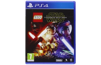 Warner Bros LEGO Star Wars: The Force Awakening, PS4 Basic PlayStation 4 videogioco