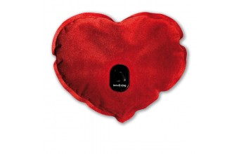 Innofit INN054 Rosso borsa d'acqua calda