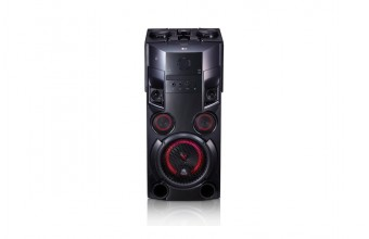 LG OM5560 Home audio mini system 500W Nero set audio da casa