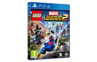 Warner Bros Lego Marvel Super Heroes 2, PS4 Basic PlayStation 4 ITA videogioco