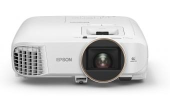 Epson EH-TW5650 Proiettore desktop 2500ANSI lumen 3LCD 1080p (1920x1080) Compatibilità 3D Bianco videoproiettore