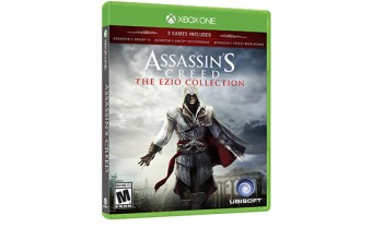 Ubisoft Assassin's Creed The Ezio Collection Xbox One Basic Xbox One ITA videogioco