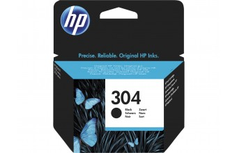 HP Cartuccia inchiostro originale nero 304