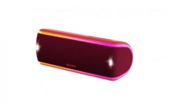 Sony SRS-XB31 Altoparlante portatile stereo Rosso