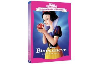 Walt Disney Pictures Biancaneve e I Sette Nani DVD 2D Edizione da collezione